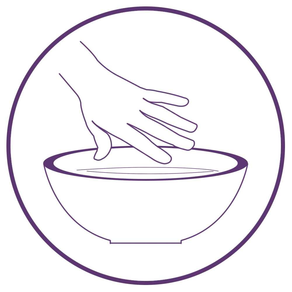 Hand paraffin treatment