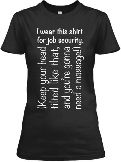 I wear this shirt&#...